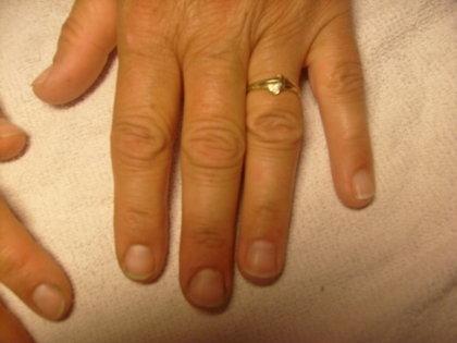 Manicurevoor De Manfrench Manicurenail Artlakken